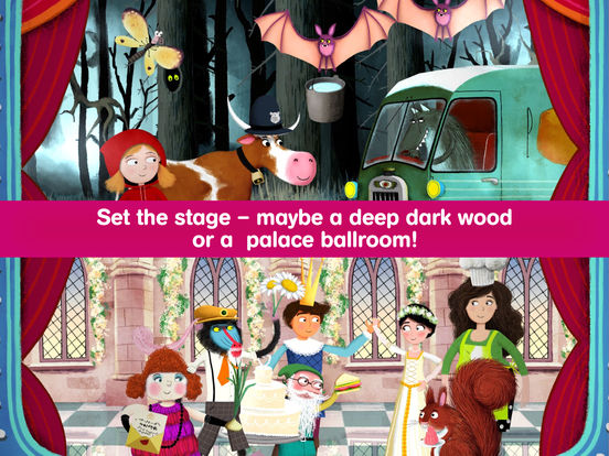 The Complete Fairytale Play Theater screenshot 7