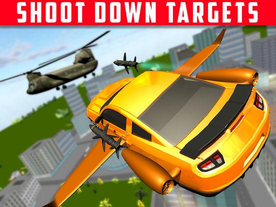 Flying Car San Andreas Shooter для iPad
