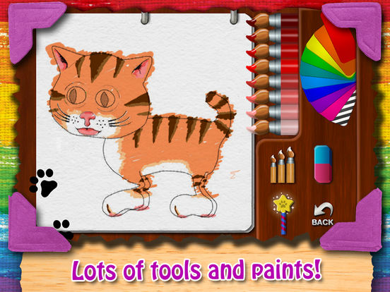 Paint My Cat Screenshots