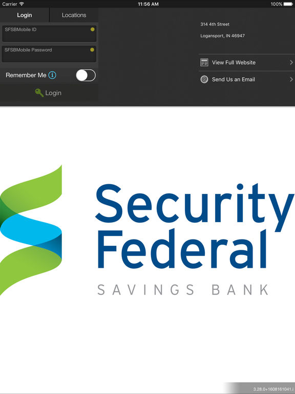 App Shopper: Security Federal Mobile Banking (Finance)