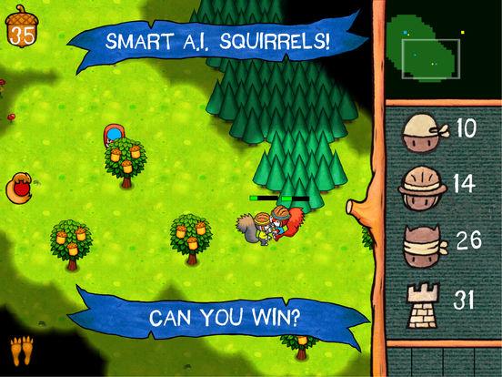 SquirrelWarz Screenshots