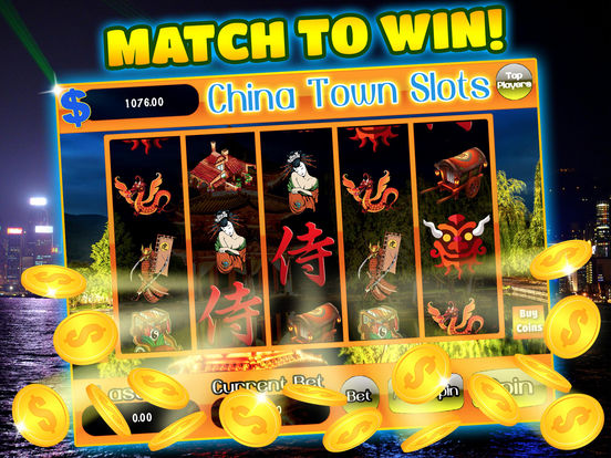 Chinatown slot game