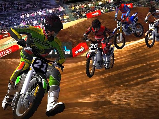 2XL Supercross Lite iPad Screenshot 1