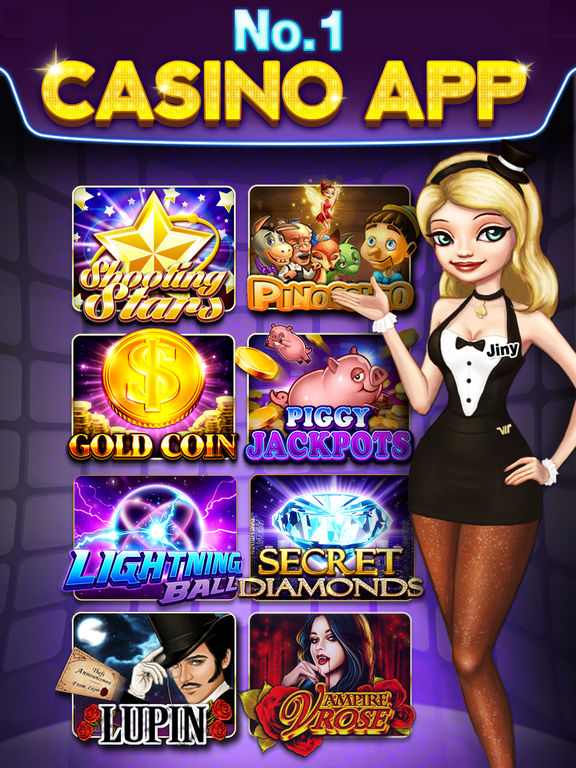 DoubleU Casino – Free Slots, Video Poker and More