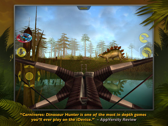 Carnivores: Dinosaur Hunter LE iPad Screenshot 2