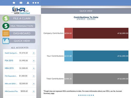 AdminPro iPad Screenshot 4
