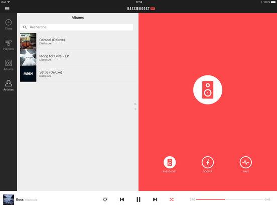 Bass Booster Pro - Volume Power Amp & Music Player Screenshots