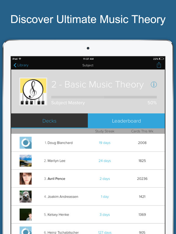 Image Result For Music Theory With Audio App