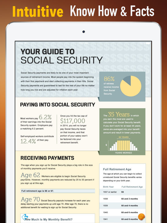 guide social security