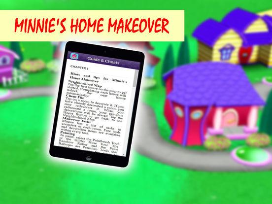 App Shopper App Guide For Minnie 39 S Home Makeover