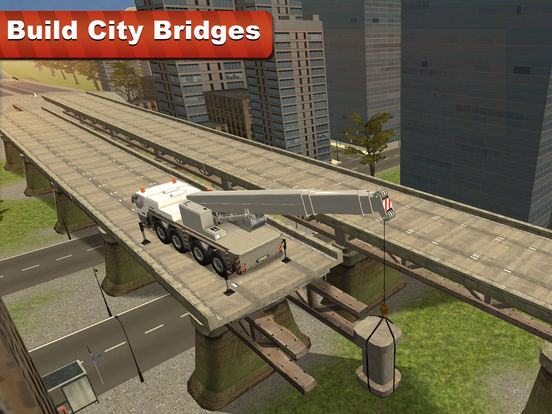 Bridge Crane Simulator 3D Full Screenshots