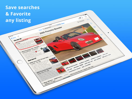 Daily for Craigslist App (Free Version) - Mobile Shopping & Classifieds screenshot