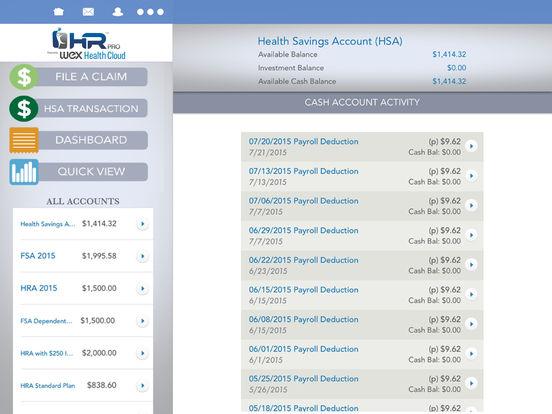 AdminPro iPad Screenshot 2
