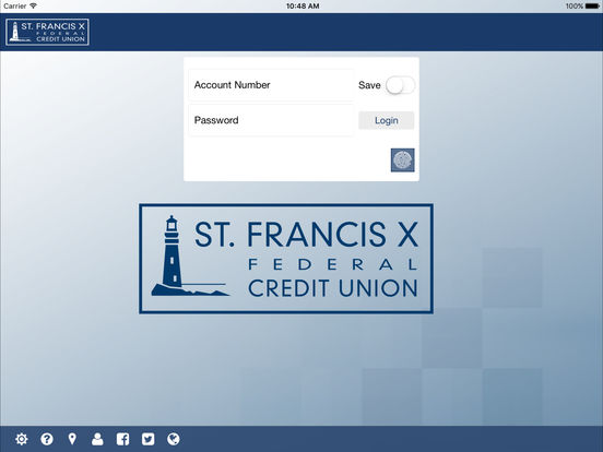 St Francis iPad Screenshot 1