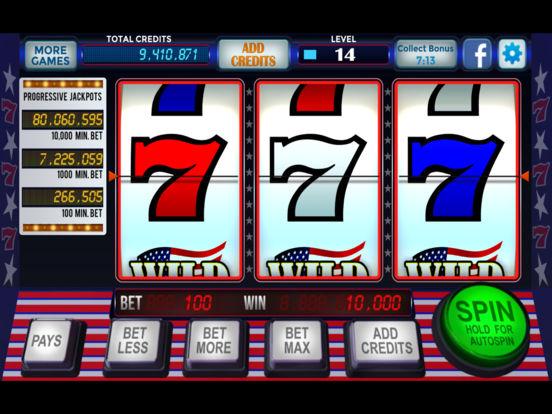 777 Stars Casino - Free Old Vegas Classic Slotsscreeshot 3