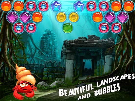Bubble Shooter Adventures iPad Screenshot 2