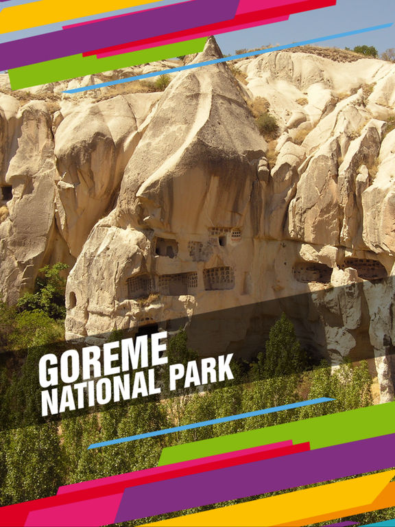 App Shopper: Goreme National Park Tourism Guide (Travel)