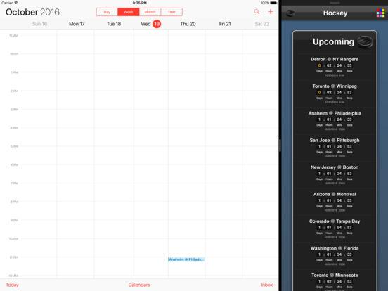 Hockey Games iPad Screenshot 1