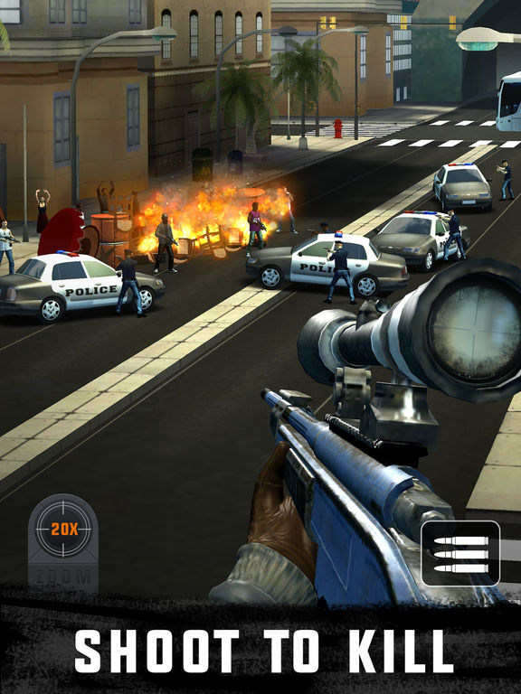 Sniper 3D Assassin: Shoot to Kill Game For Free Screenshots