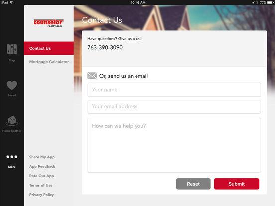 Counselor Realty - Home Search Minnesota Real Estate iPad Screenshot 5
