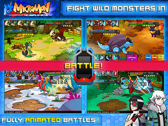 Micromon Screenshots