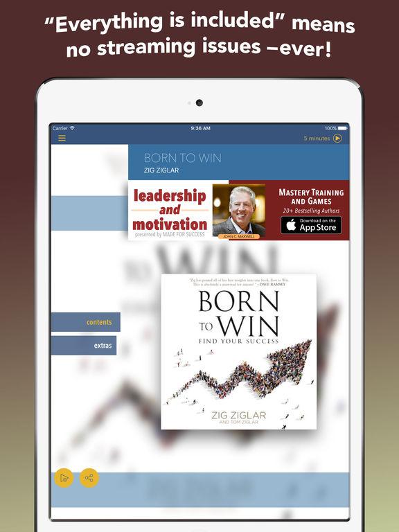 Born to Win (by Zig Ziglar and Tom Ziglar)