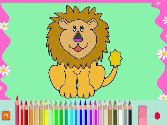 Мультфильмы Книжка-раскраска для ребенка Скриншоты6