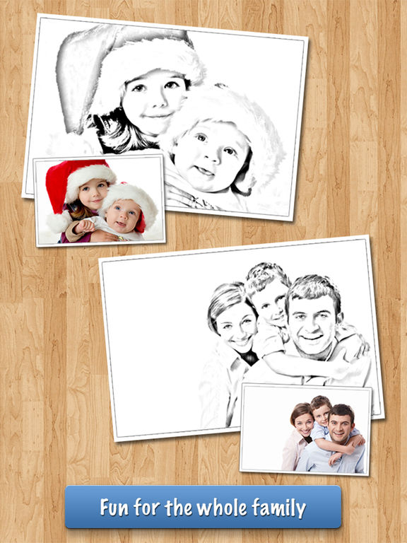 QuickSketch - Drawing Photo Effects Screenshots