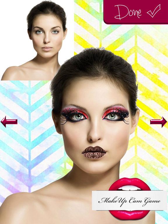 MakeUp Guide - программа