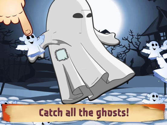 Aaaahhhh! - Ghost-Puzzle-Game Adventure (Premium) Screenshots
