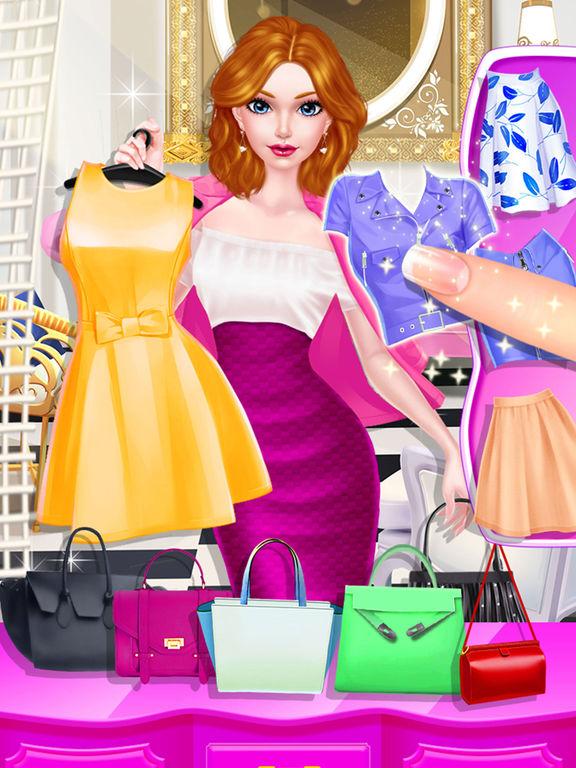 App Shopper Fashion Doll Selfie Girl Beauty Makeover