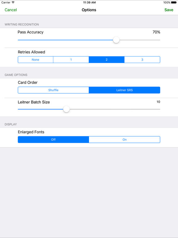 iPad 스크린샷 2