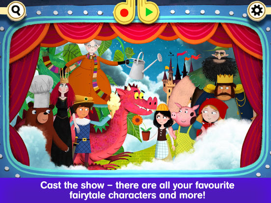 The Complete Fairytale Play Theater screenshot 8