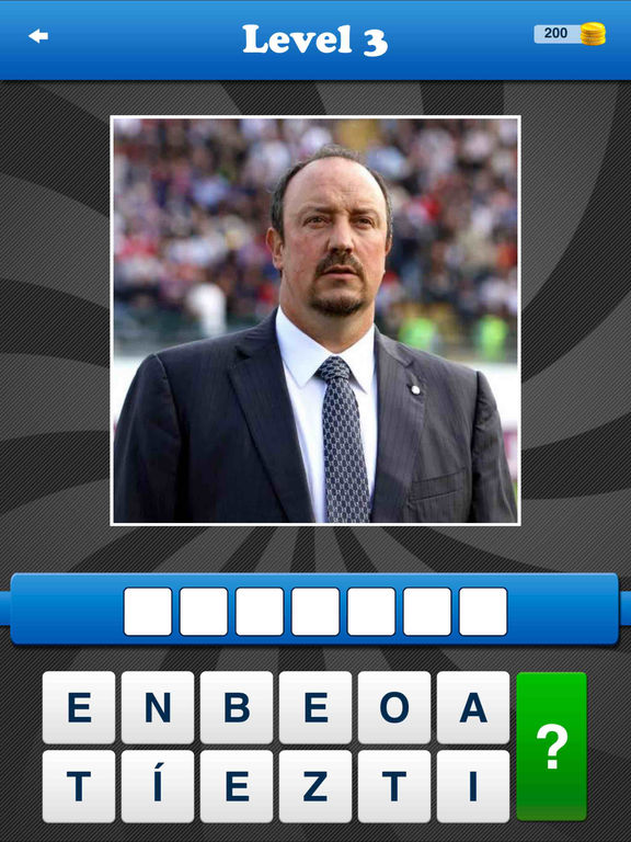 Whos the Manager? Football Quiz Soccer Sport Gamescreeshot 4