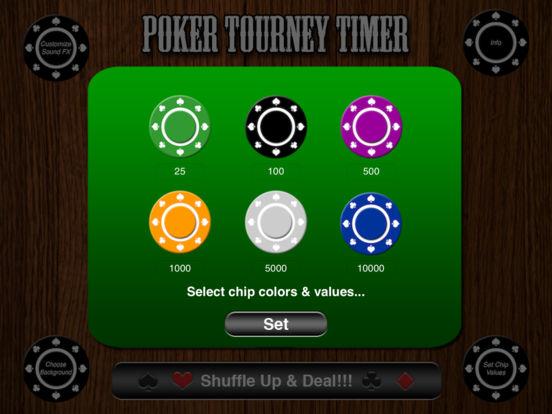 Poker Tourney Timer iPad Screenshot 3