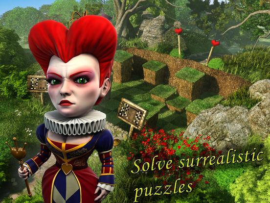 Скачать игру Alice - Behind the Mirror (FULL) - A Hidden Object Adventure