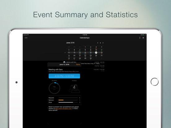 Calendarique Screenshots