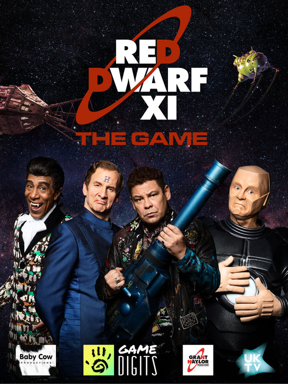 Red Dwarf XI : The Game Screenshots