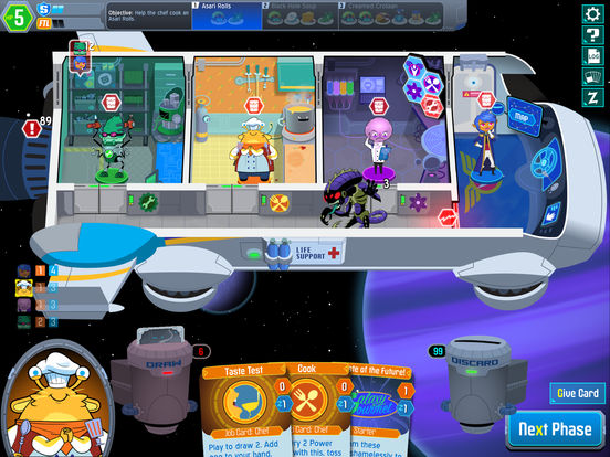 Space Food Truck Screenshots