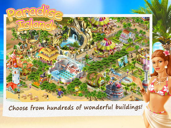 Paradise Island HD iPad Screenshot 3