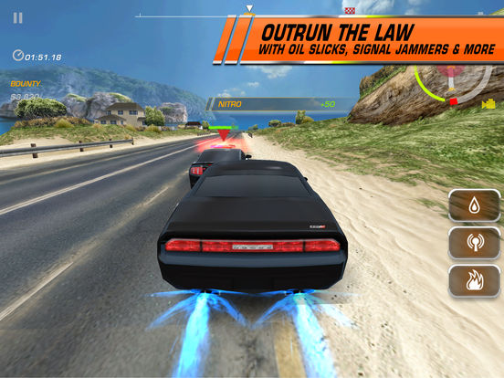 Need for Speed™ Hot Pursuit iPad Screenshot 1