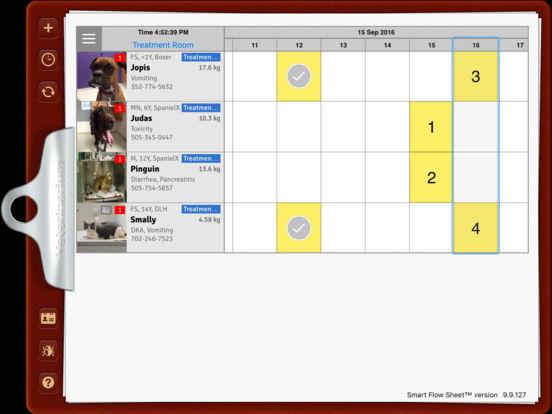 Smart Flow iPad Screenshot 1