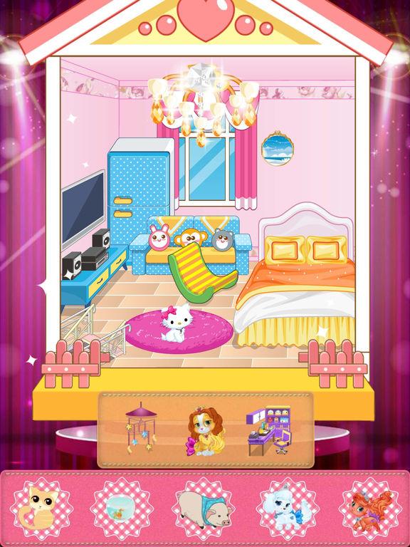 App Shopper Princess Room Decoration Girly Games For