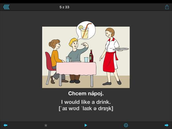 Cestovný prekladač iPad Screenshot 2