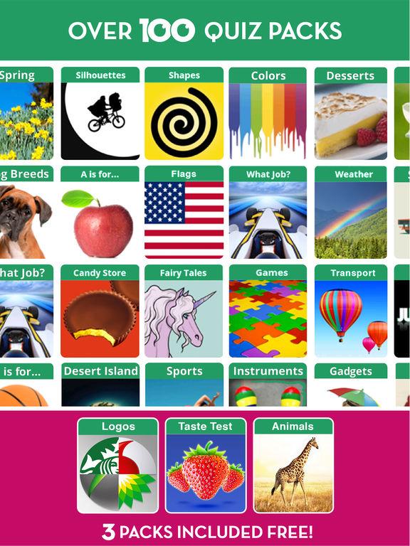 App Shopper: 100 PICS Quiz - guess the picture trivia ...