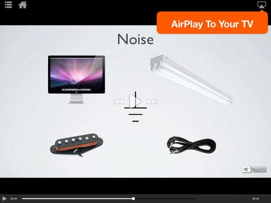 Logic's Guitar Recording Toolbox iPad Screenshot 4