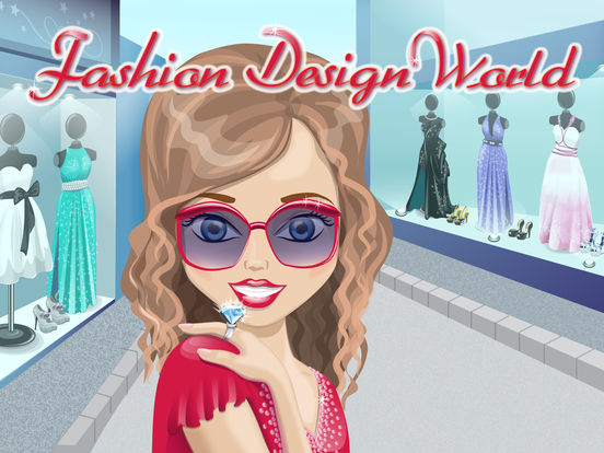 Fashion Design World screenshot