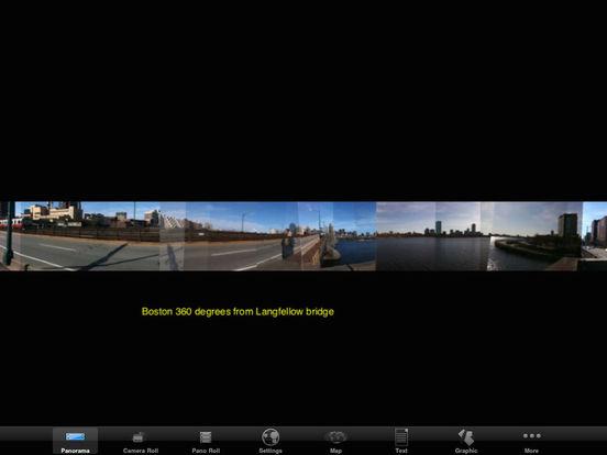 Panoploid iPad Screenshot 1