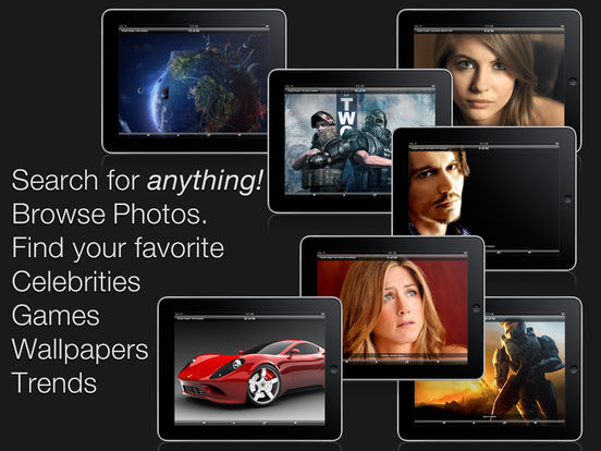picTrove Pro - image search for iOS 6+ Screenshots