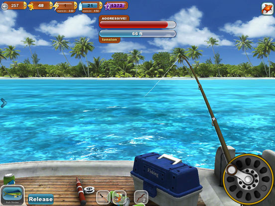 Fishing Paradise 3D Free + screenshot